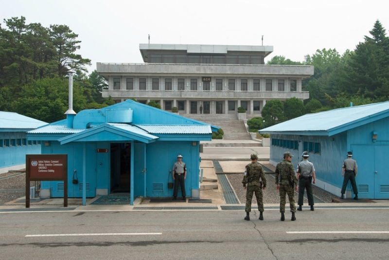 north korea, hackathon, dmz