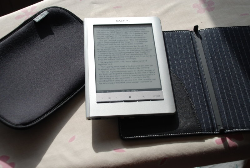 sony, amazon, kindle, e-book, e-reader, barnes and noble
