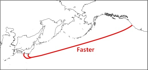 google faster trans-pacific cable system internet asia japan nec data faster undersea cable china mobile singtel