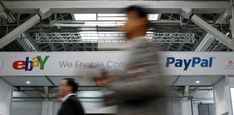 paypal, ebay, spinoff, carl icahn