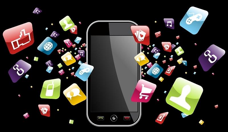 google, apple, microsoft, smartphone, comscore, apps, downloads
