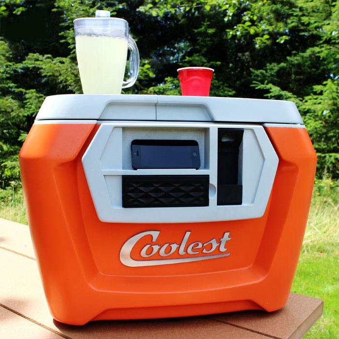kickstarter coolest cooler