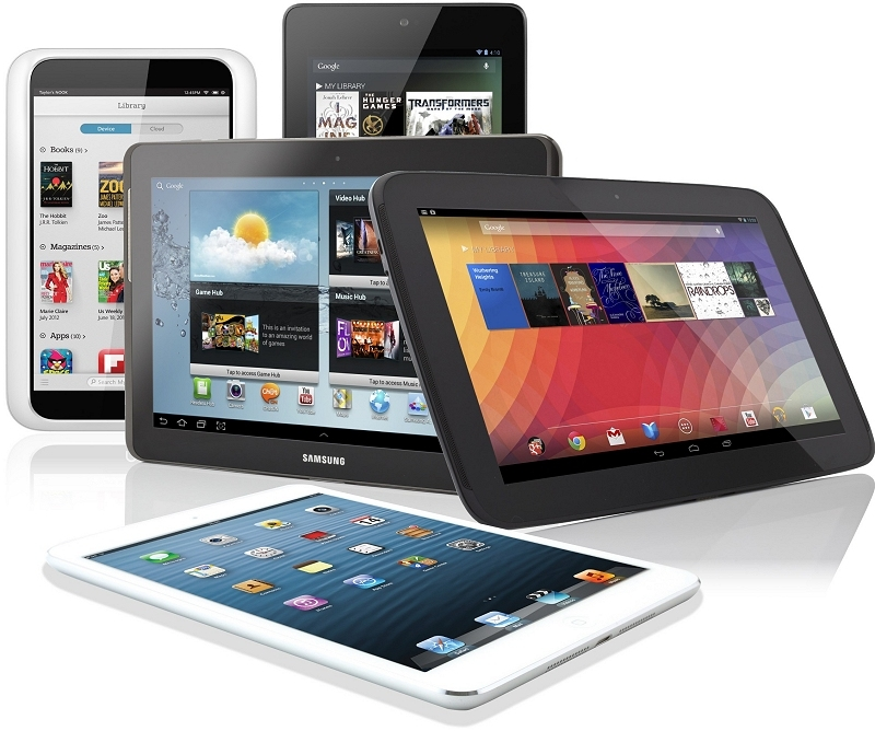 tablet, tablet sales, demand, slates, growth