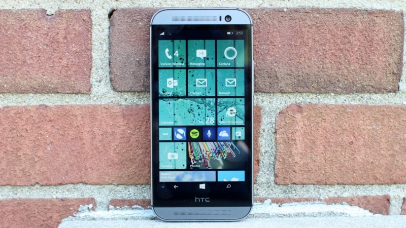 neowin, windows phone, htc one m8