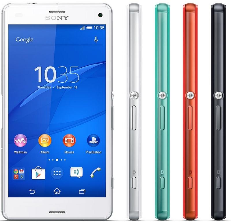 sony xperia z3 sony smartphone xperia xperia z3 z3 compact