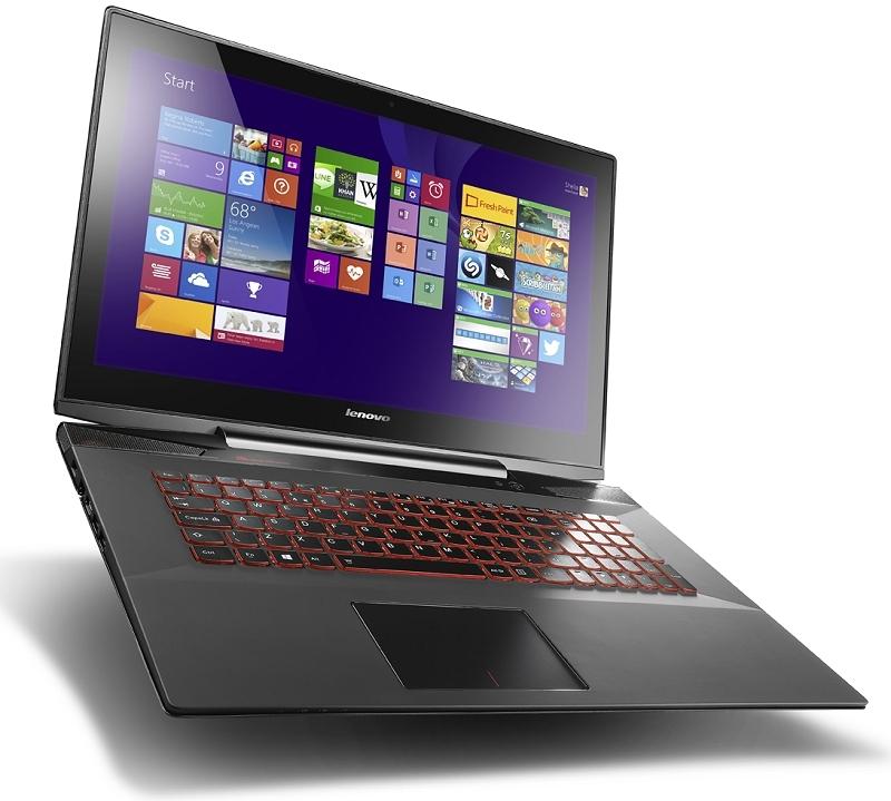 lenovo, gaming, laptop, gaming notebook, gaming laptop, ifa 2014, y70 touch