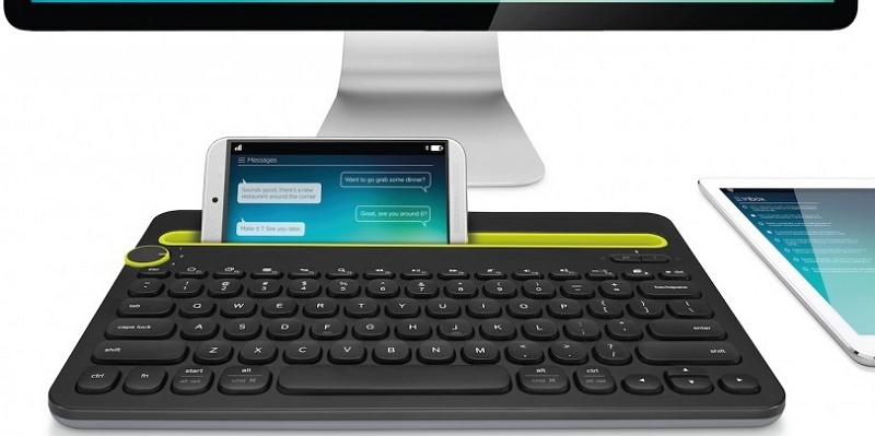 logitech, tablet, smartphone, keyboard, bluetooth, ifa 2014