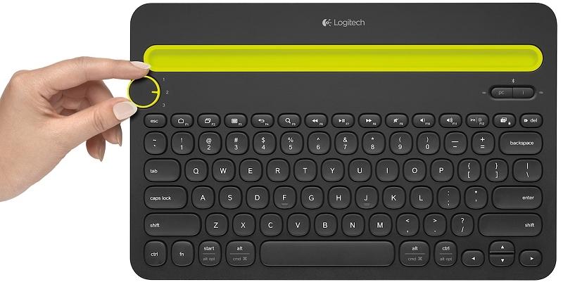 logitech k480 bluetooth logitech tablet smartphone keyboard bluetooth k480