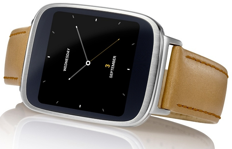 asus zenwatch wearable smartwatch android wear ifa 2014