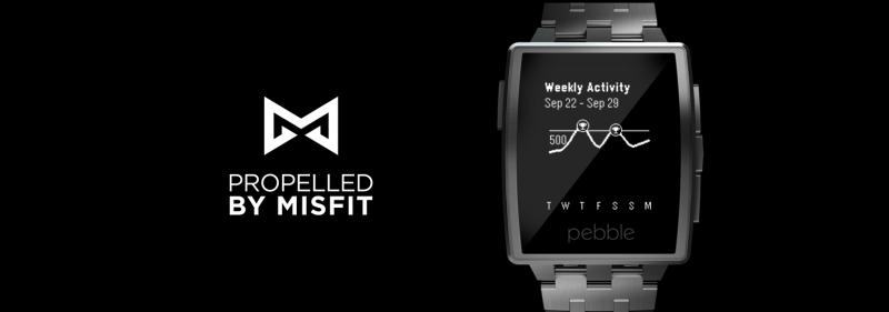 pebble jawbone misfit watch fitness smartwatch