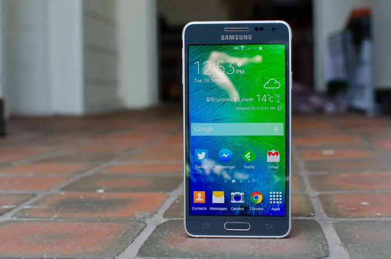 samsung galaxy alpha review samsung review smartphone galaxy alpha