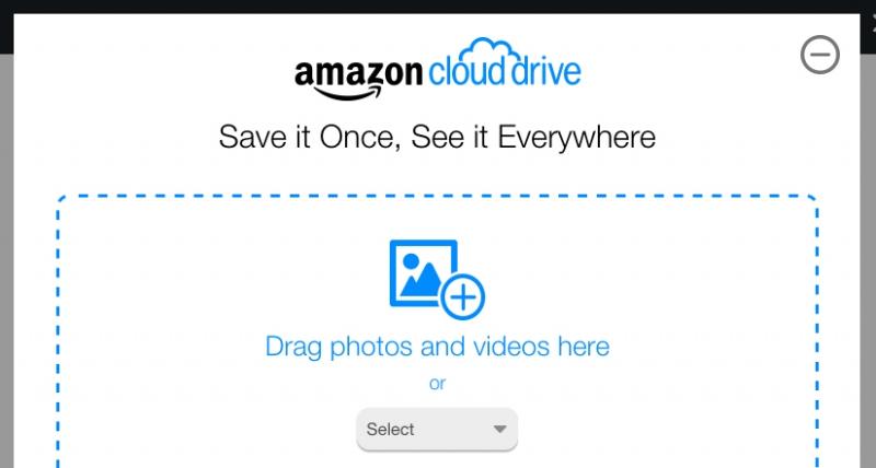 Amazon cloud drive prime members