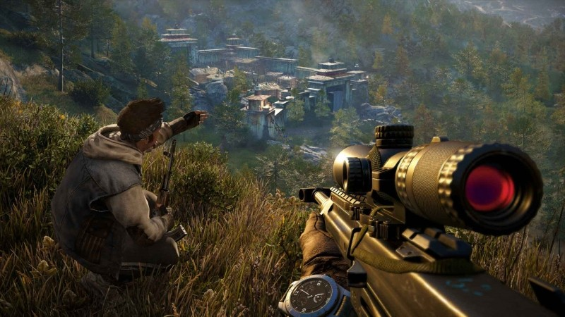 cry review kotaku guest far cry 4