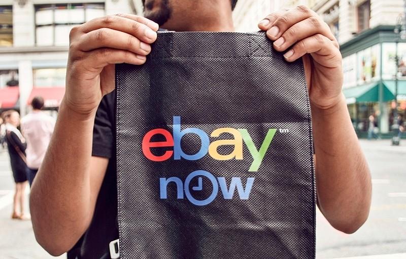 amazon, app store, ebay, ebay now, same day delivery