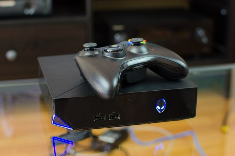alienware alpha review compact powerful steam machine