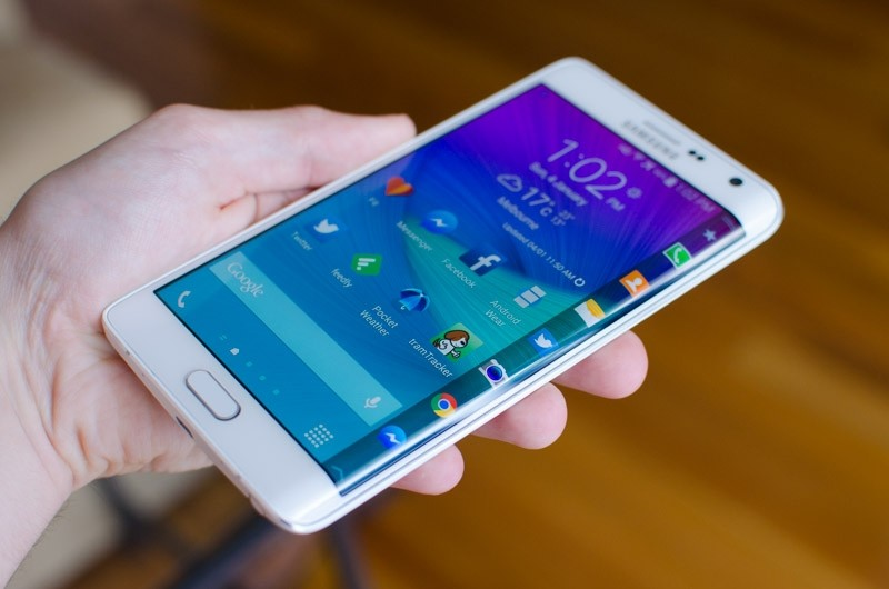 samsung galaxy note edge review note samsung smartphone galaxy note edge
