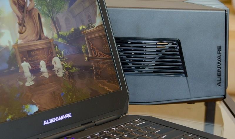 alienware graphics amplifier review