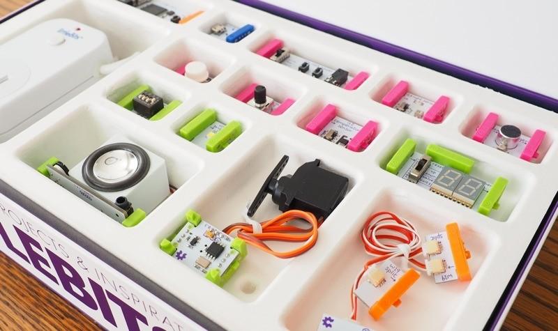 diy internet littlebits smart home kit
