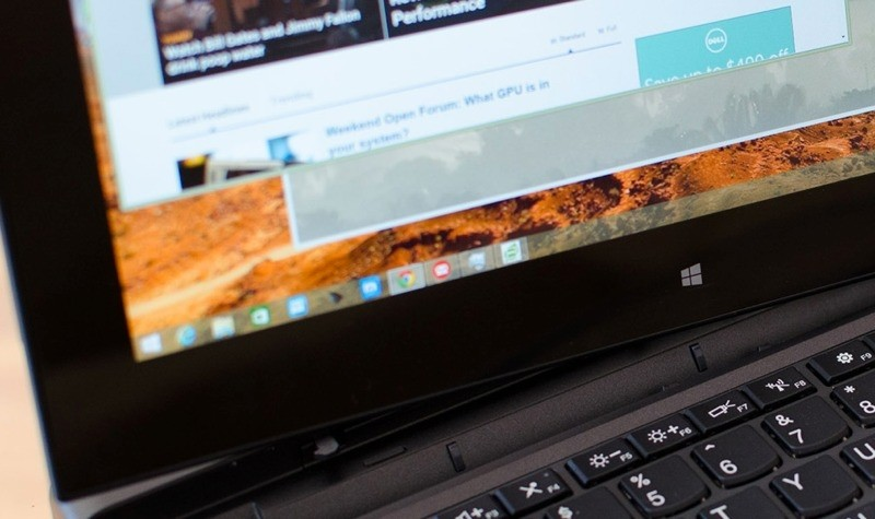 lenovo thinkpad helix review fri-mon lenovo tablet laptop broadwell hybrid pc thinkpad helix