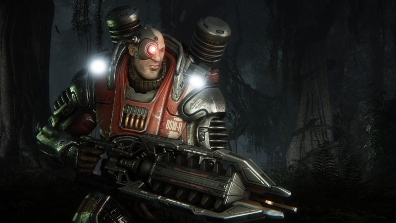 evolve benchmarked performance review amd nvidia gpu gaming benchmark evolve