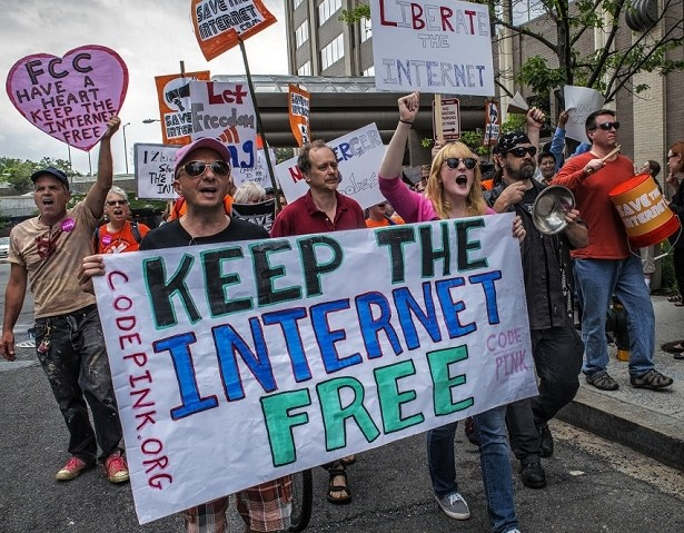 fcc verizon isp regulations net neutrality open internet tom wheeler telecommunications act title ii paid prioritization public utility