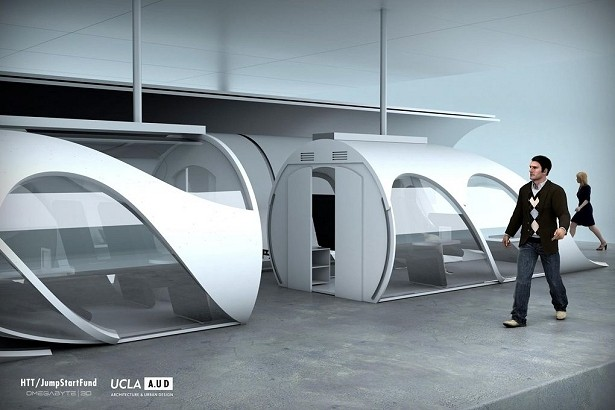 hyperloop california tesla elon musk test track