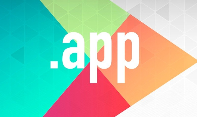 google tld domain app