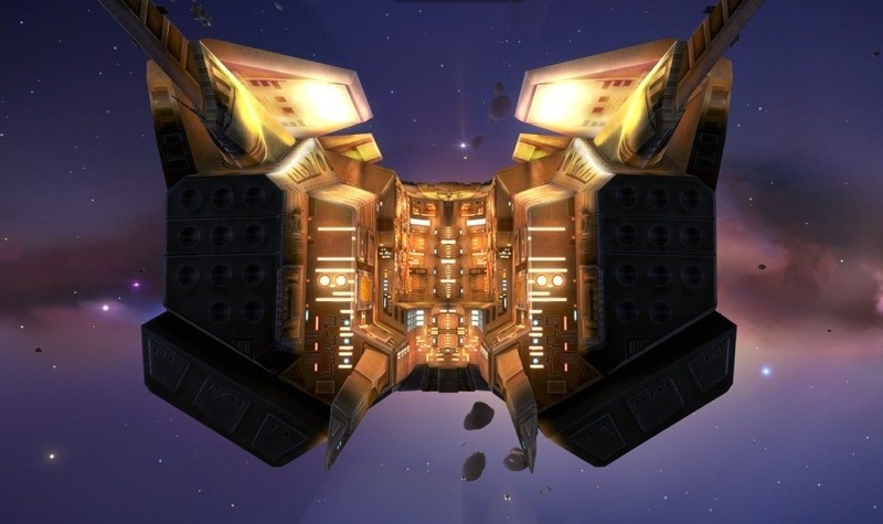 homeworld return game perfect