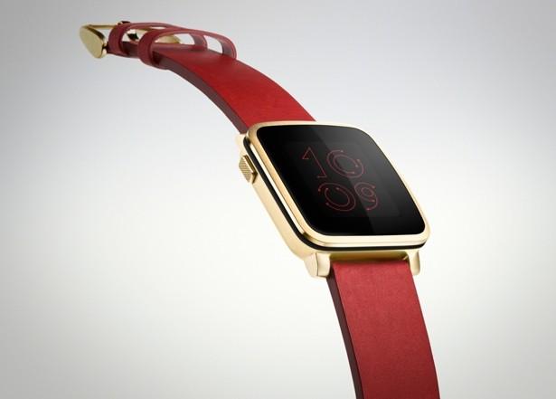 pebble pebble time steel kickstarter developers watch smartwatch smartstrap hardware developers