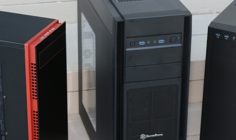 mid-tower shootout silverstone corsair case in win kublai kl05 carbide 100r in win 703