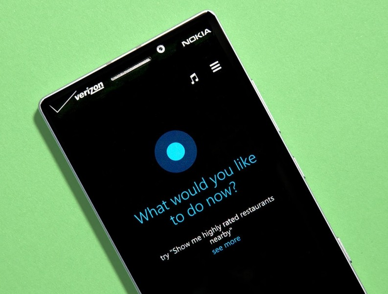 microsoft cortana android ios voice assistant