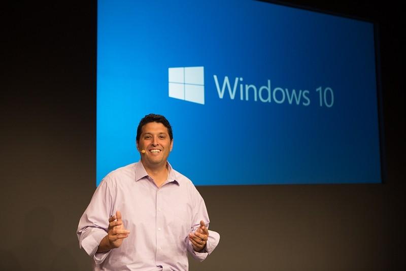 msn windows microsoft bing satya nadella windows 10 terry myerson qi lu