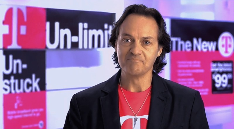 t-mobile lte 4g lte wireless provider unlimited data john legere free data data stash unlimited 4g lte
