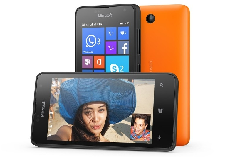 microsoft lumia windows phone microsoft entry-level lumia 430