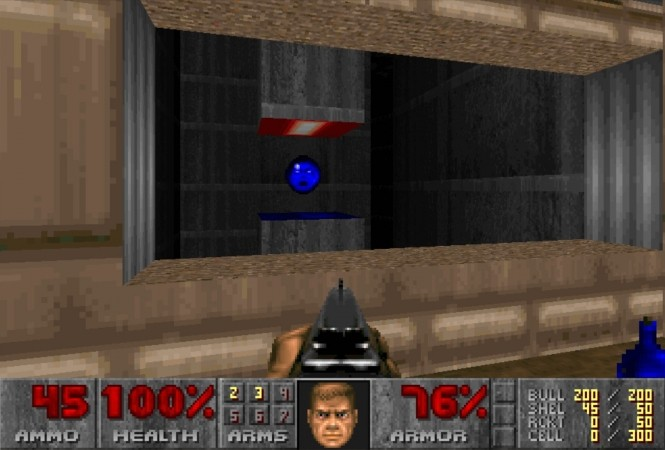 surprise <em>Doom</em> incredible game id software first person