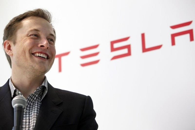 tesla electric car elon musk battery pack home battery pack