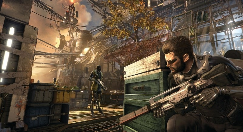 deus ex, pc gaming, eidos, issues, mankind divided