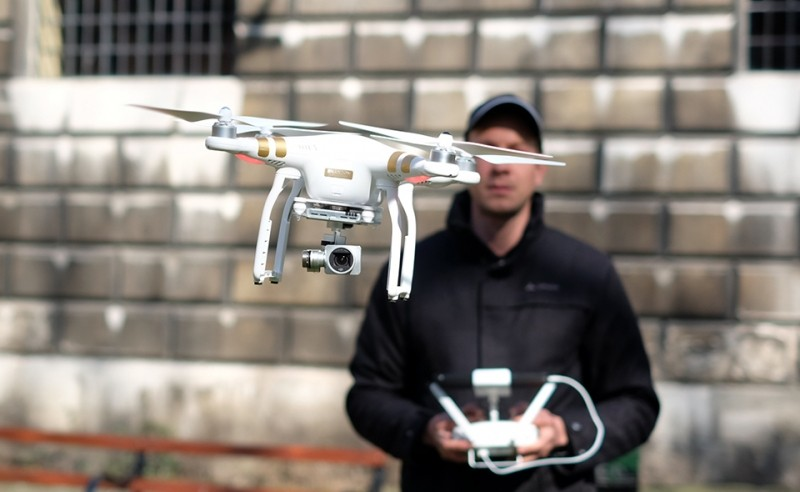 dji ultra hd 4k quadrocopter drone phantom 3