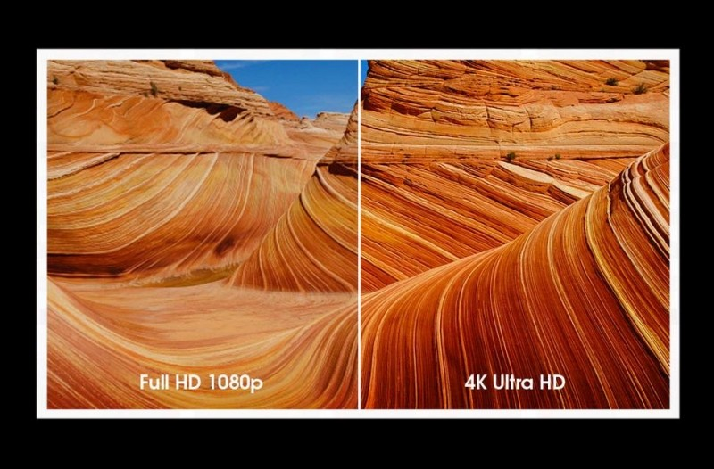sharp smartphone display ultra hd 4k
