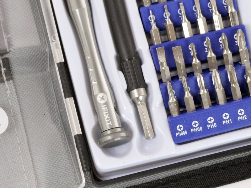 the ifixit pro tech toolkit is 40 off at the techspot store techspot. Black Bedroom Furniture Sets. Home Design Ideas