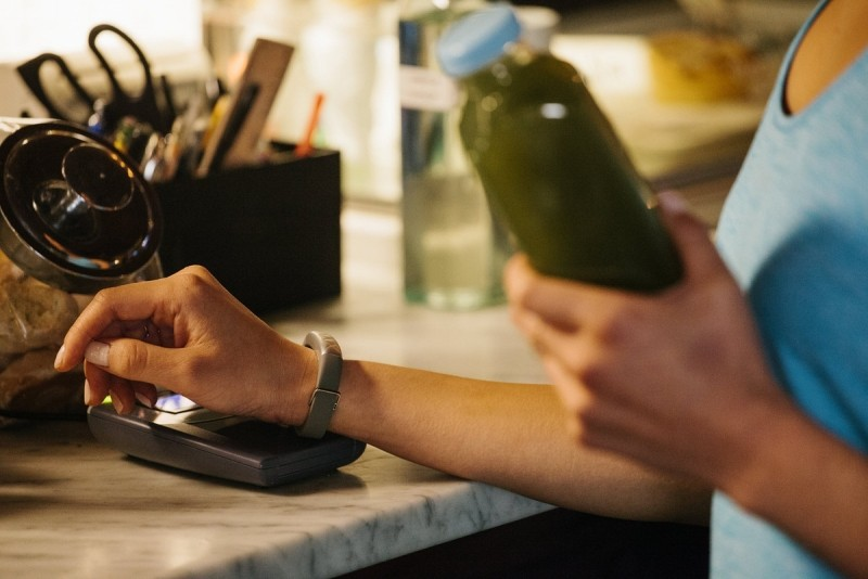 jawbone up4 nfc mobile payments fitness tracker