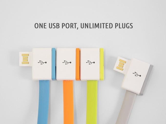 kickstarter macbook usb usb type c usb ports
