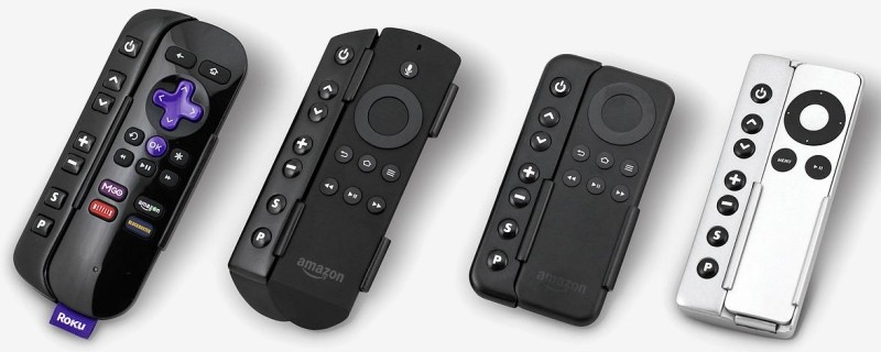 sideclick roku kickstarter apple tv set-top box remote amazon fire tv stick media streamer media streaming amazon fire tv true bloom