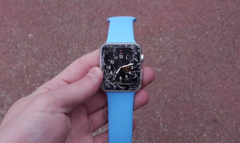 apple watch apple smartwatch sapphire sapphire display apple watch sport torture test