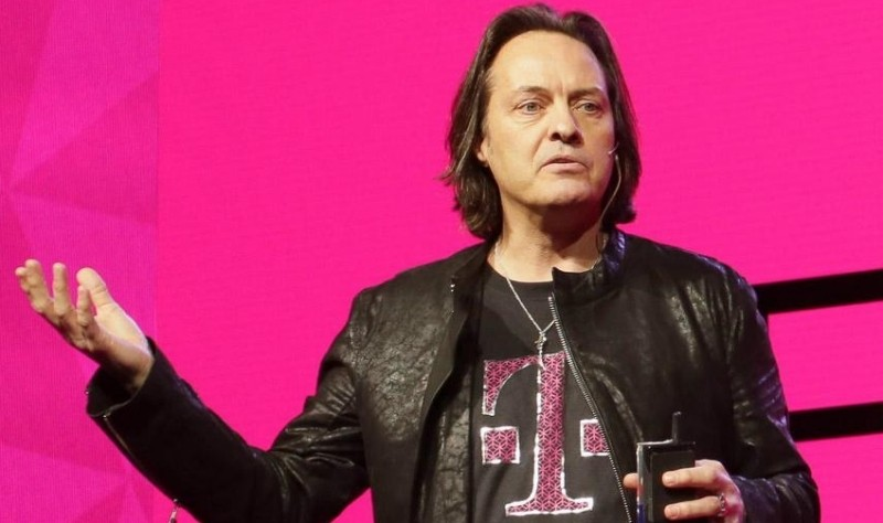 t-mobile sprint smartphone earnings wireless provider wireless carrier quarterly earnings customers quarterly report uncarrier subscribers john legere