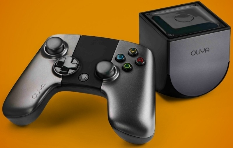ouya gaming acquisition kickstarter android games