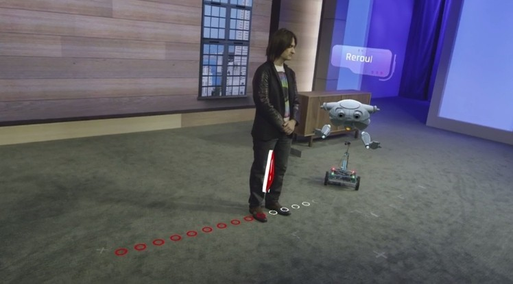 hololens microsoft build joe belfiore holograms build 2015 holographic