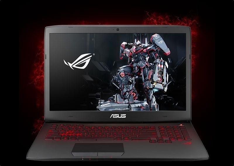 asus rog g751jy-dh71 asus laptop gaming laptop g751jy-dh71 rog g751
