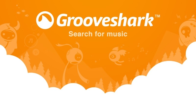 grooveshark music record labels streaming music record companies