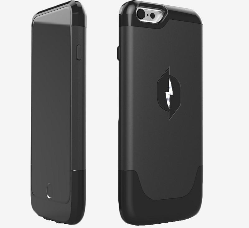 nikola labs launches iphone case harvests electricity air kickstarter iphone 6 nikola tesla heinrich hertz nikola labs dc power radio frequencies iphone 6 case rf energy